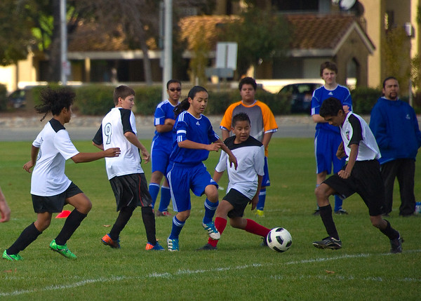 Sunnyvale in Fremont Rec. Cup