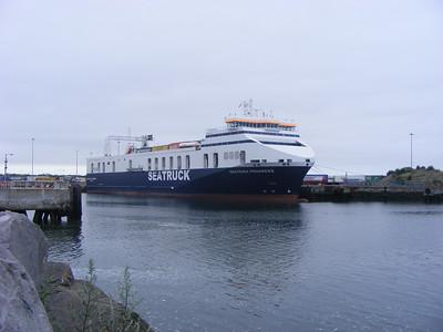 Dublin Port, 14-07-2013