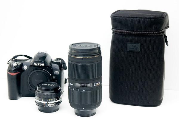 My Favorite Lens:  Sigma 50-150 f/2.8 EX DC HSM