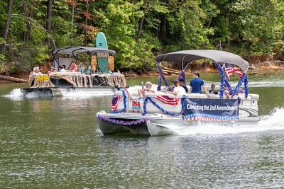 Lake Adger - July 4th 2021