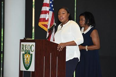 Mayor Warren and WDKX host Civil Service Fair at REOC. 6/12/2015