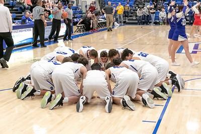 DHS Boys Basketball 01-10-2020