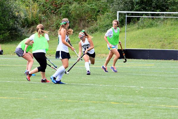 Varsity Field Hockey vs. Alumnae (Stuart Fest)