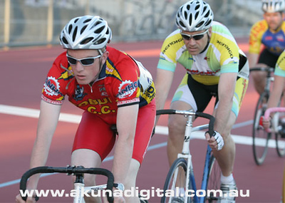 Bendigo Track Cycling