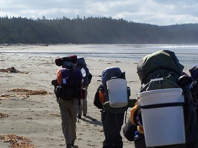 5_2007 Beach Hike