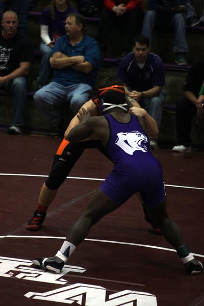 2012-2013 Varsity Wrestling vs. Beavercreek