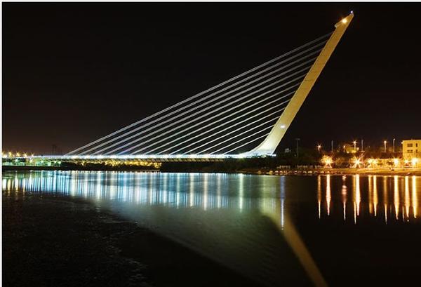 Puente de Las Mujers / Bridge of the Women, Buenos Aires, Argentina
