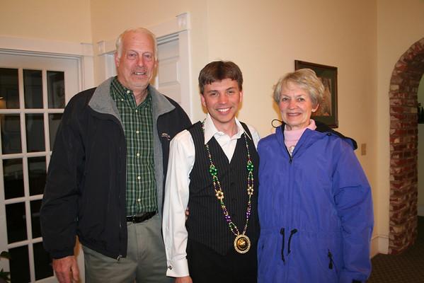 Mark A. Stevens' goodbye party
