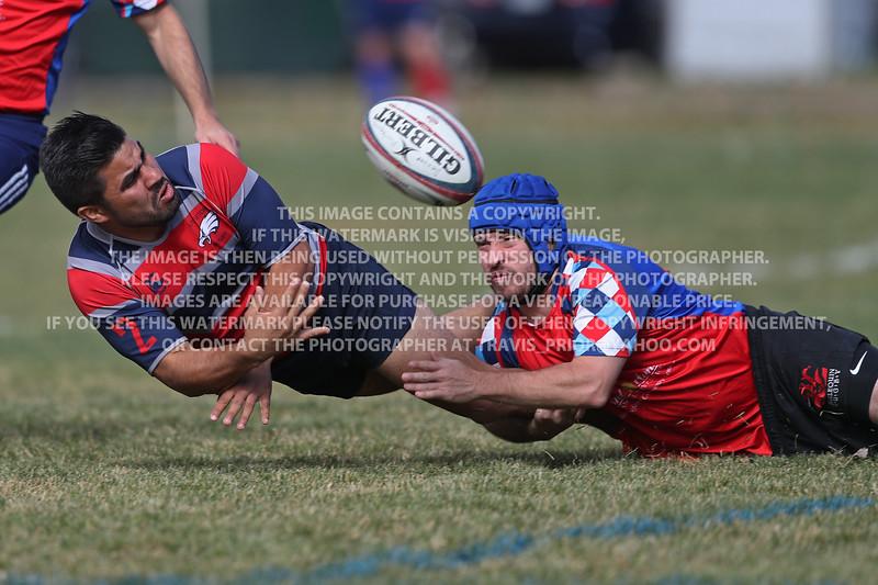 2018 October 27 Littleton Eagles Rugby 1st Half