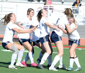 Down to penalty kicks, Pleasant Valley girls soccer team comes away with Northern Section championship over Chico High