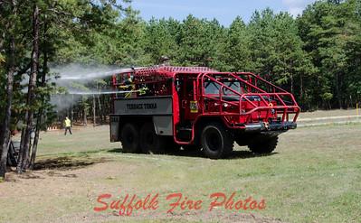 2015 Fire Department Events & Tournaments