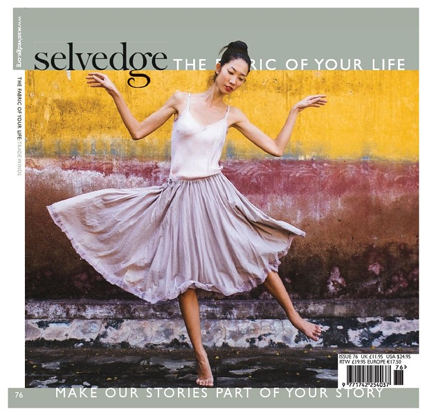 Selvedge Magazine Issue 76
