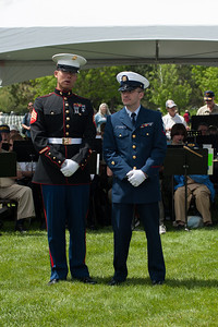 Memorial Day Fort Logan 2014