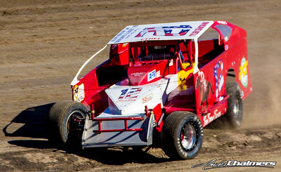 Lebanon Valley Speedway 8-1-15 Amber Chalmers