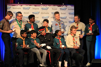Jack Petchey Awards (November 2016)
