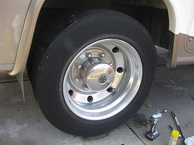 Motorhome Tires