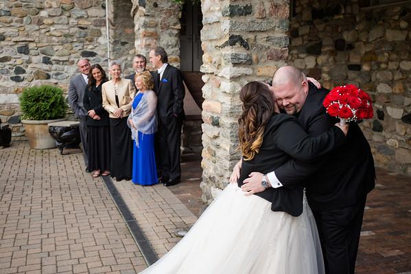 Castle Farms Fall Wedding / Jessica + Martin