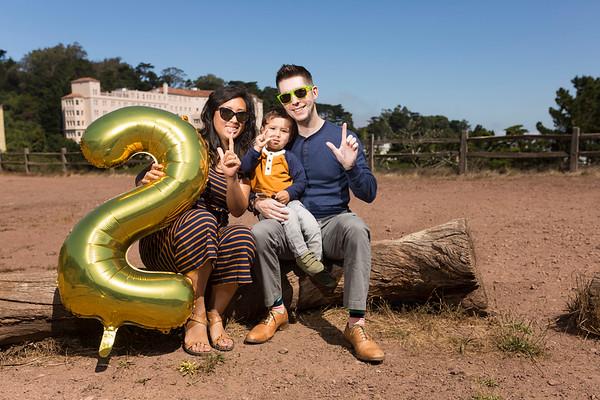 Tancredi Family Shoot 8.25.19
