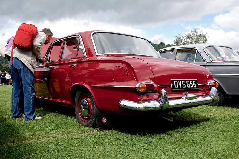 1962 Vauxhall Victor De Luxe