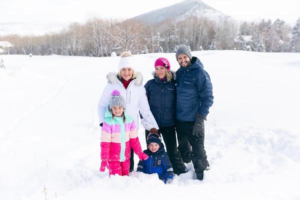 November 30, 2019 - Carlson Family