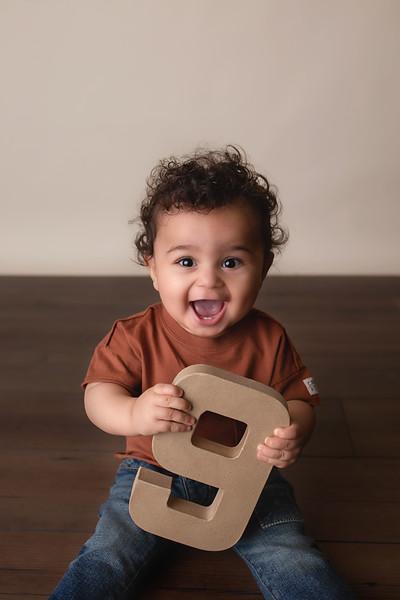 Joseph 9 month