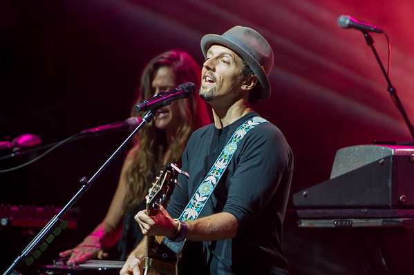 Jason Mraz at the Arlington Theater