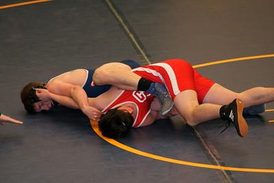 vs Lincoln Sudbury wrestling