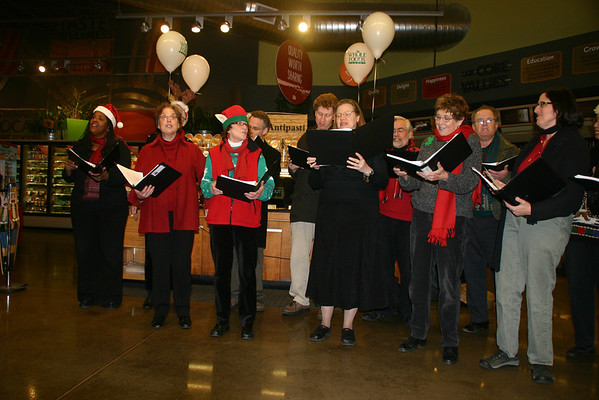 TOSCA at Whole Foods