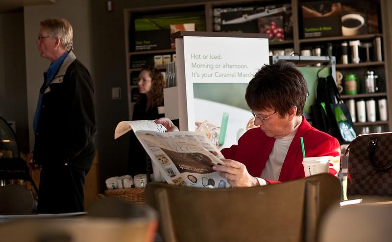 03/06/2012 - Candid @Starbucks