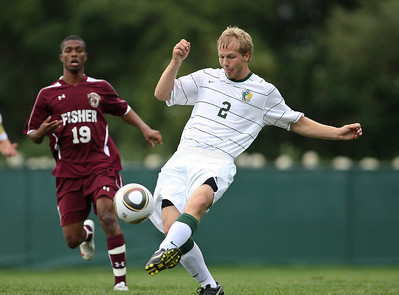 Brockport Men v. St. John Fisher Cardinals 9-9-10