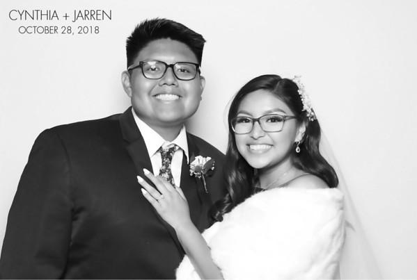 Cynthia & Jarren's Wedding