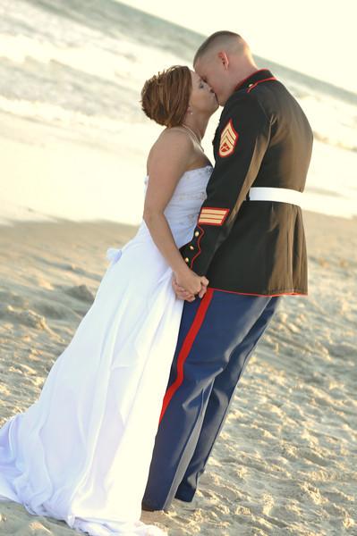 Wedding Myrtle Beach SC Dana and Chad Hall