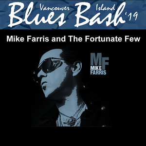 Mike Farris and The Fortunate Few play the Blues Bash