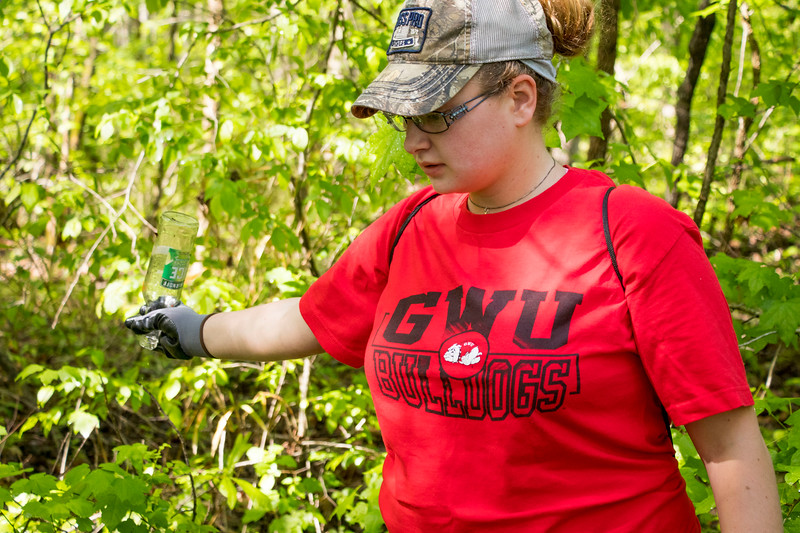 GWU Earth Day Clean Up April 2017
