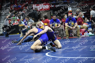 1A State Wrestling: 1st Round
