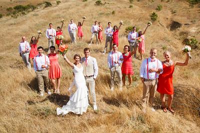 Mindy and Teyler - Bridal Party