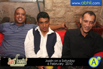 Jus Jazzin - 6th Feb 2010