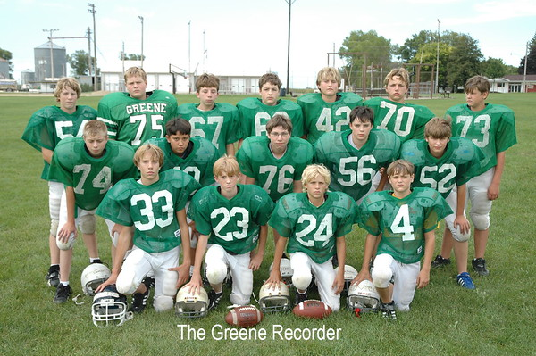 Middle School Football Teams