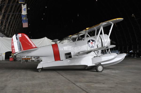 Tillamook Air Museum - OR