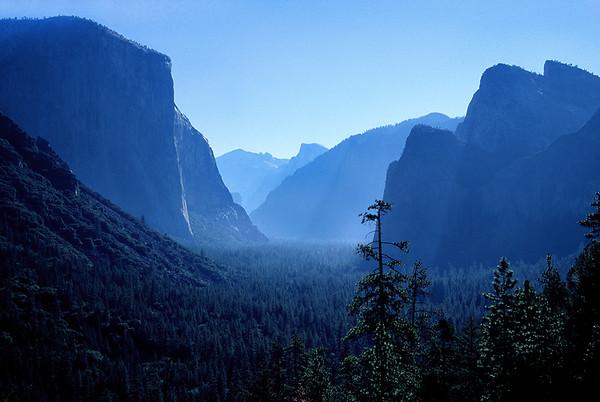 West Coast Region - California, Oregon, & Washington