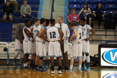 JV Boys Basketball 2017