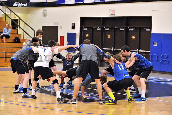 Lincoln-Way East Varsity Boys Volleyball (2013)