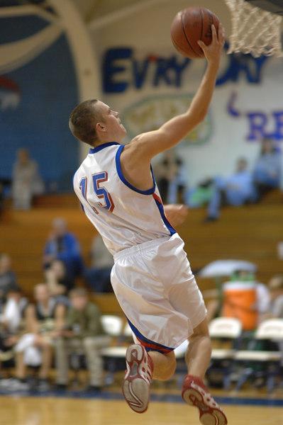 2006-2007 Steer Basketball