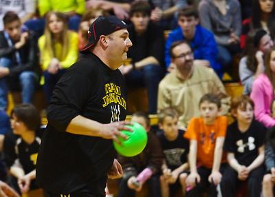 TJ Dodgeball Tourney 2014