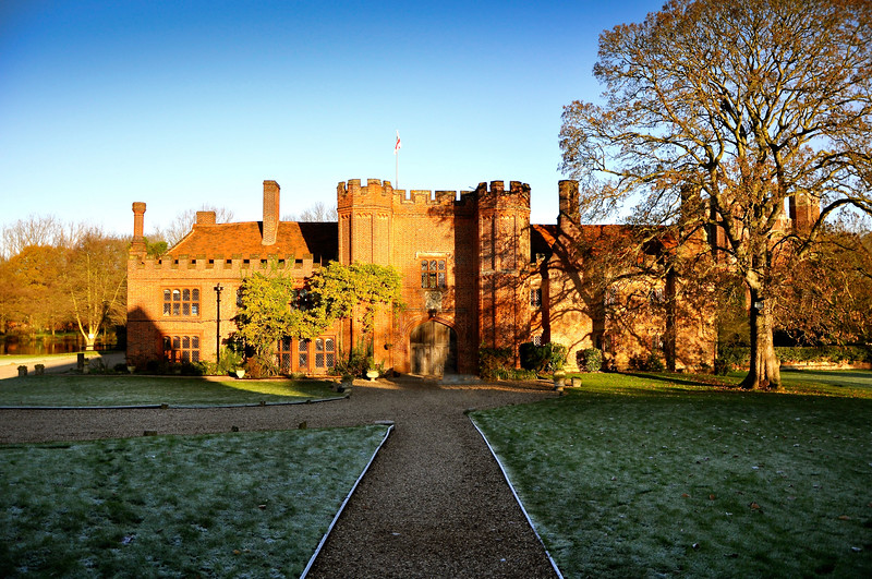 Winter Wedding at Leez Priory