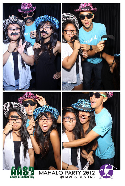 Adopt a School Day- Mahalo Party (Photo Booth)