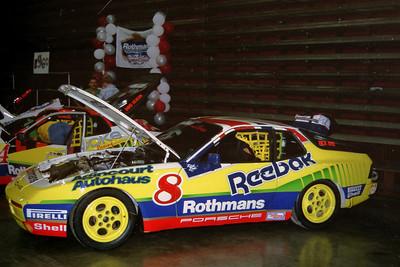 CASC Rothmans Porsche Turbo Cup-1988 Niagara Falls