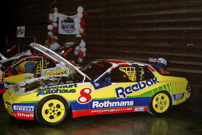 CASC Rothmans Porsche Turbo Cup