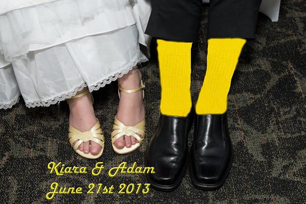 Kiara and Adam Wedding June21 2013
