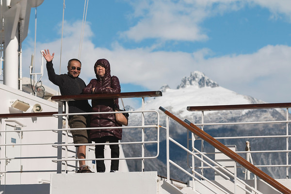 Alaska / Holland America - Family Trip 2015